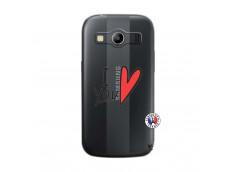 Coque Samsung Galaxy ACE 4 I Love You