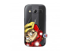 Coque Samsung Galaxy ACE 4 Iron Impact
