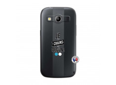 Coque Samsung Galaxy ACE 4 Je Crains Degun