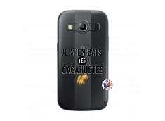 Coque Samsung Galaxy ACE 4 Je M En Bas Les Cacahuetes