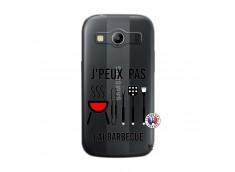 Coque Samsung Galaxy ACE 4 Je Peux Pas J Ai Barbecue