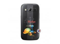 Coque Samsung Galaxy ACE 4 Je Peux Pas J Ai Bricolage