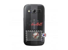 Coque Samsung Galaxy ACE 4 Je peux pas j'ai Handball