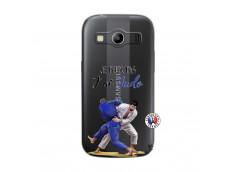 Coque Samsung Galaxy ACE 4 Je peux pas j'ai Judo