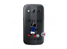 Coque Samsung Galaxy ACE 4 Je Peux Pas J Ai Les Bleues Maillot