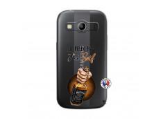 Coque Samsung Galaxy ACE 4 Je Peux Pas J Ai Soif