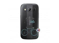Coque Samsung Galaxy ACE 4 Je Peux Pas J Ai Velo