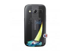 Coque Samsung Galaxy ACE 4 Je Peux Pas J Ai Voile