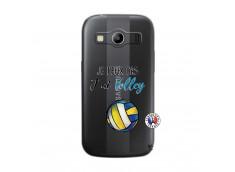 Coque Samsung Galaxy ACE 4 Je Peux Pas J Ai Volley