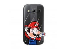 Coque Samsung Galaxy ACE 4 Mario Impact