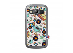 Coque Samsung Galaxy ACE 4 Mock Up Translu