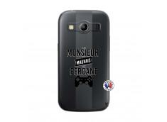 Coque Samsung Galaxy ACE 4 Monsieur Mauvais Perdant