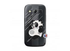 Coque Samsung Galaxy ACE 4 Panda Impact