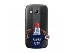 Coque Samsung Galaxy ACE 4 Papa Super Heros