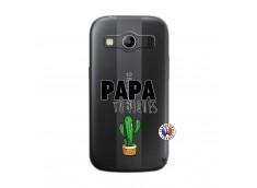 Coque Samsung Galaxy ACE 4 Papa Tu Piques
