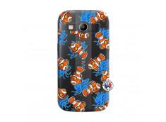 Coque Samsung Galaxy ACE 4 Poisson Clown