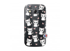 Coque Samsung Galaxy ACE 4 Petits Chats