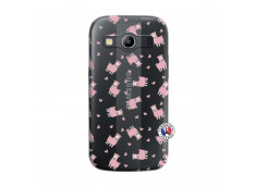 Coque Samsung Galaxy ACE 4 Petits Moutons