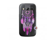 Coque Samsung Galaxy ACE 4 Purple Dreamcatcher
