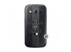 Coque Samsung Galaxy ACE 4 Rien A Foot Allez Angers