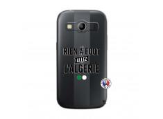 Coque Samsung Galaxy ACE 4 Rien A Foot Allez L Algerie