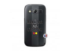Coque Samsung Galaxy ACE 4 Rien A Foot Allez L'Espagne