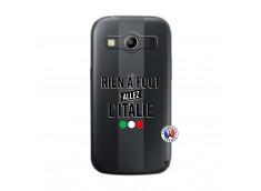 Coque Samsung Galaxy ACE 4 Rien A Foot Allez L'Italie