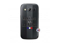 Coque Samsung Galaxy ACE 4 Rien A Foot Allez La France