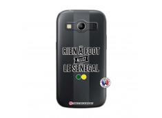 Coque Samsung Galaxy ACE 4 Rien A Foot Allez Le Senegal
