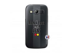 Coque Samsung Galaxy ACE 4 Rien A Foot Allez Lens