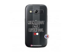 Coque Samsung Galaxy ACE 4 Rien A Foot Allez Liverpool