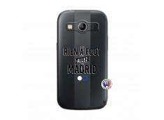 Coque Samsung Galaxy ACE 4 Rien A Foot Allez Madrid