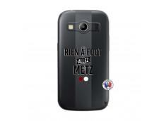 Coque Samsung Galaxy ACE 4 Rien A Foot Allez Metz