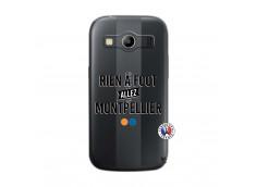Coque Samsung Galaxy ACE 4 Rien A Foot Allez Montpellier