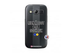 Coque Samsung Galaxy ACE 4 Rien A Foot Allez Sochaux