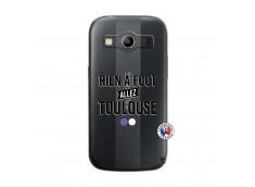 Coque Samsung Galaxy ACE 4 Rien A Foot Allez Toulouse