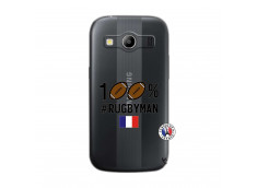 Coque Samsung Galaxy ACE 4 100% Rugbyman