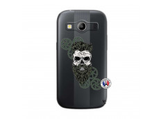 Coque Samsung Galaxy ACE 4 Skull Hipster