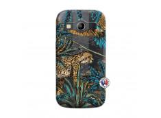 Coque Samsung Galaxy ACE 4 Leopard Jungle
