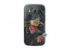 Coque Samsung Galaxy ACE 4 Leopard Tree