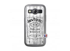 Coque Samsung Galaxy ACE 4 White Old Jack Translu