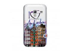 Coque Samsung Galaxy ACE Plus I Love Amsterdam