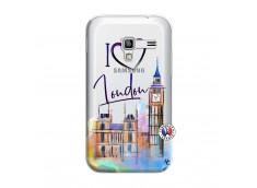 Coque Samsung Galaxy ACE Plus I Love London