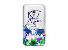 Coque Samsung Galaxy ACE Plus I Love Miami