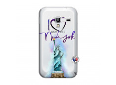 Coque Samsung Galaxy ACE Plus I Love New York