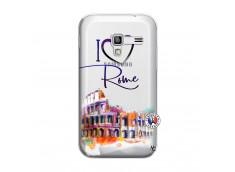 Coque Samsung Galaxy ACE Plus I Love Rome