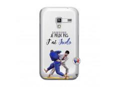 Coque Samsung Galaxy ACE Plus Je peux pas j'ai Judo