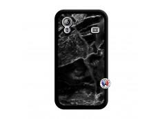 Coque Samsung Galaxy ACE Black Marble Noir