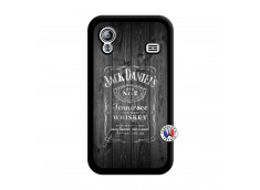 Coque Samsung Galaxy ACE Old Jack Noir