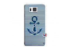 Coque Samsung Galaxy Alpha Ancre
